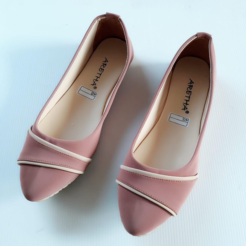 Rp28.000Lavonder - Ayumi Flat Shoes ART.02