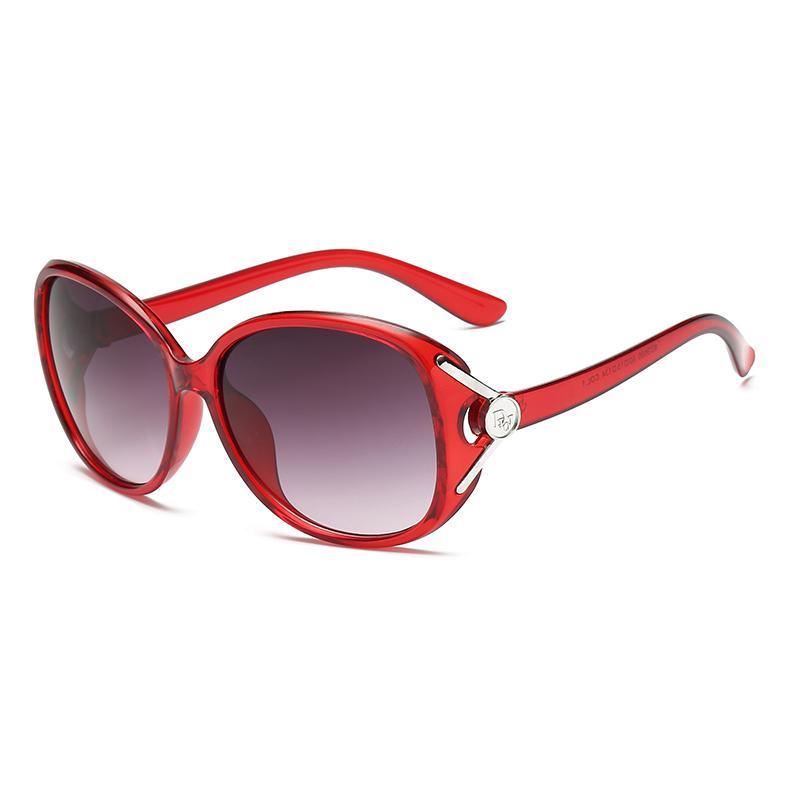 Kacamata hitam model bintang wanita kacamata 2019 model baru kacamata hitam Pria wajah bulat Gaya Korea Retro jaringan Elegan kepribadian   Lazada Indonesia