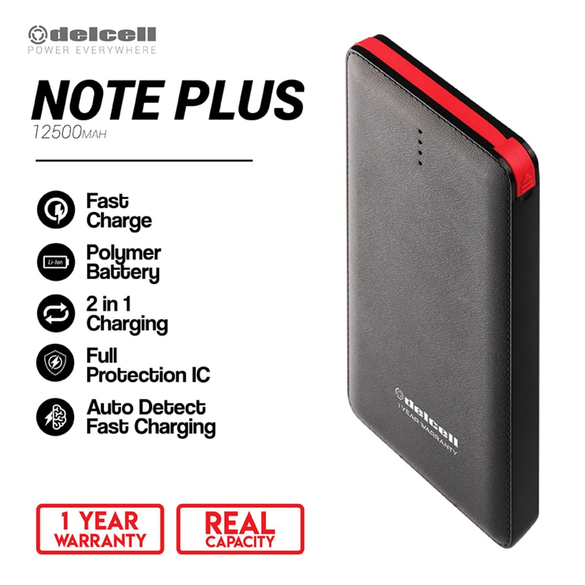 Vivan Vpb M20 Quick Charge30 20400mah Black Garansi Resmi 1 Tahun Radius Hp Nef11 Source Delcell Note Plus Powerbank Polymer Battery