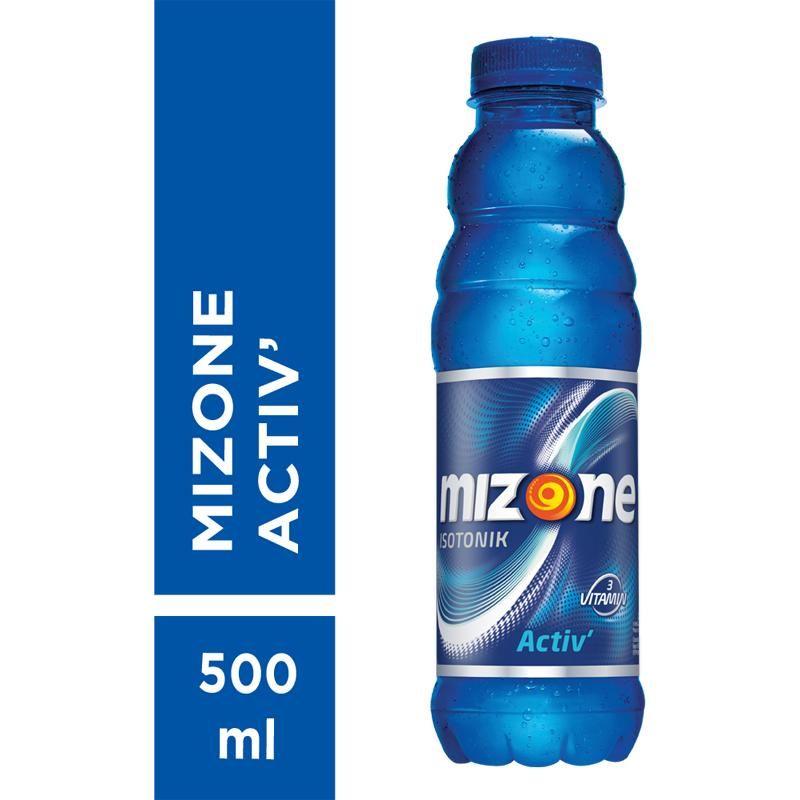 Teh Pucuk Harum Less Sugar 500ml Daftar Harga Terkini dan Source · Mizone Isotonik Activ PET