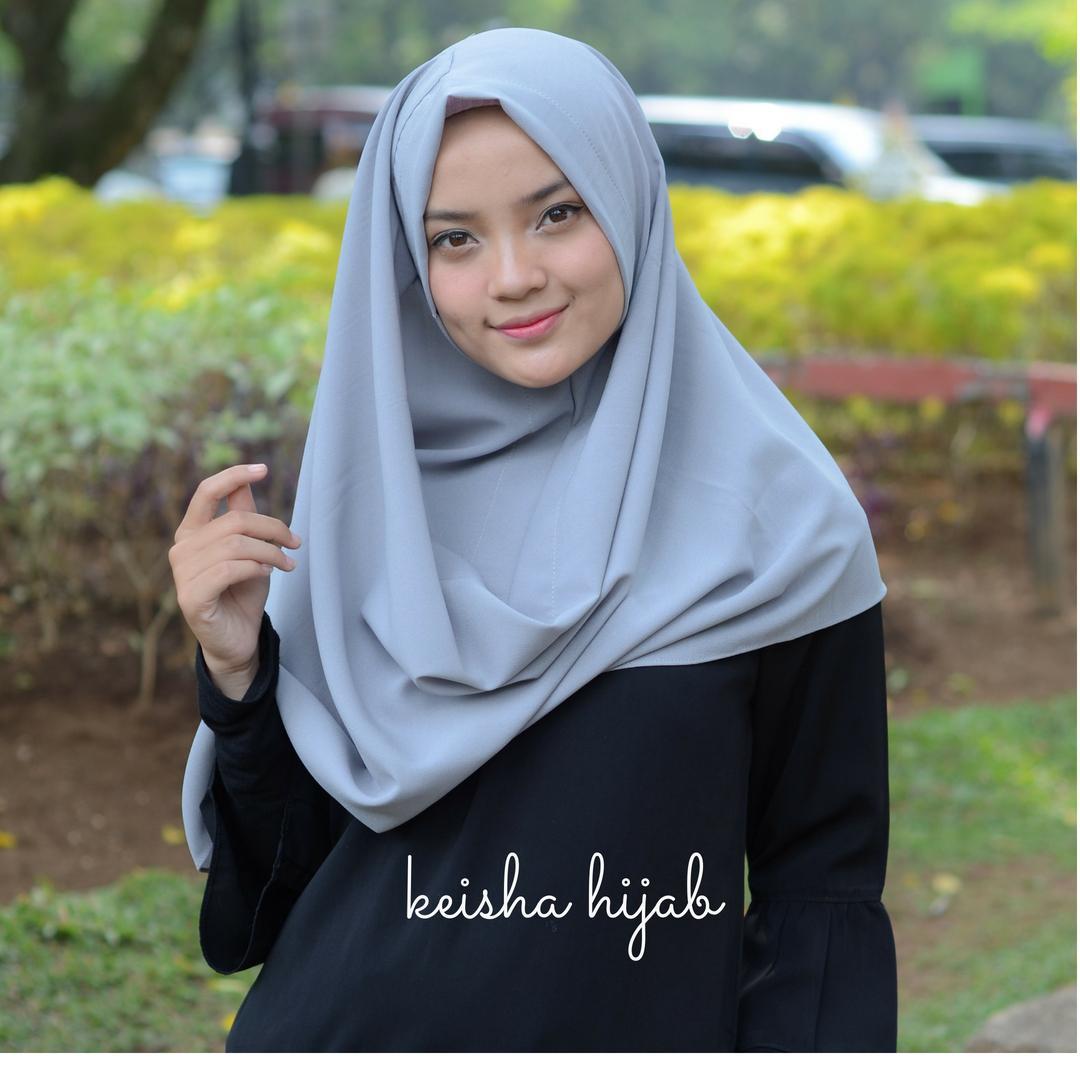 Fashion Keis Daftar Harga Desember 2018 Dksh New Elegant Sandal Wedges Wanita Dknz 315 Keisha Hijab Instant Alisa Pet Gre Free Inner Rajut