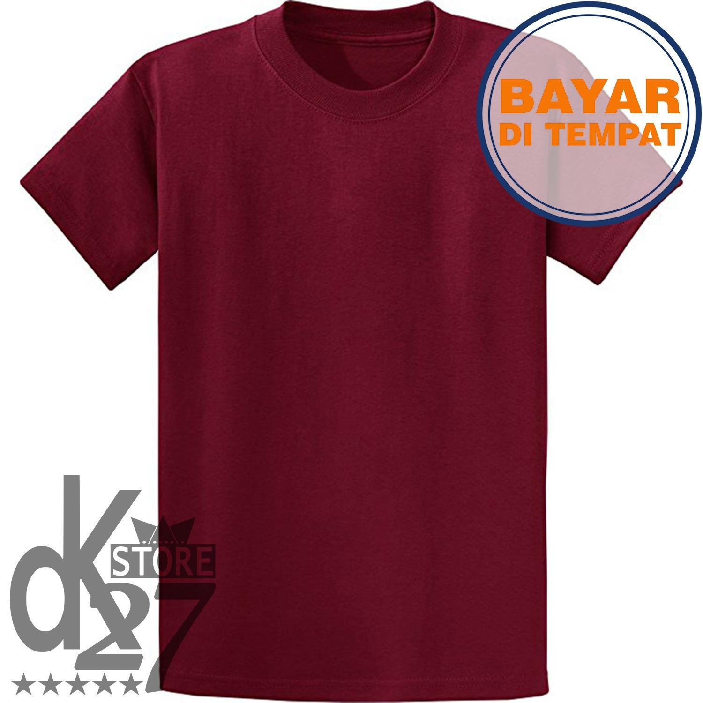 990 Koleksi Gambar Desain Baju Polos Warna Merah HD Terbaru