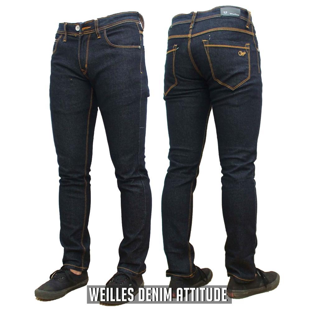 Sw Celana Pria Jeans Panjang Lightblue Daftar Harga Termurah Lois Original Skinny Sskt081 Navy 33 Dongker Tua