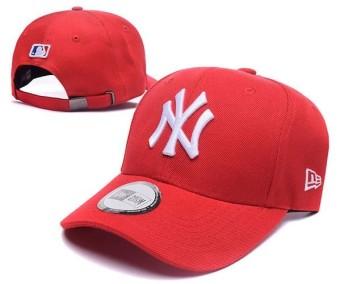 Resmi  Sepatu Unisex Bisbol Snapback Topi New York Yankees MLB Fashion  Pria Wanita Sport d3deb65924