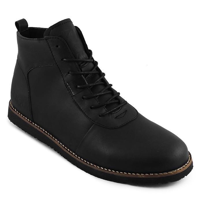 Promo SAUQI Brodo Boots 100% Kulit Sapi Asli Sepatu Pria Idaman Wanita Gratis Ongkir
