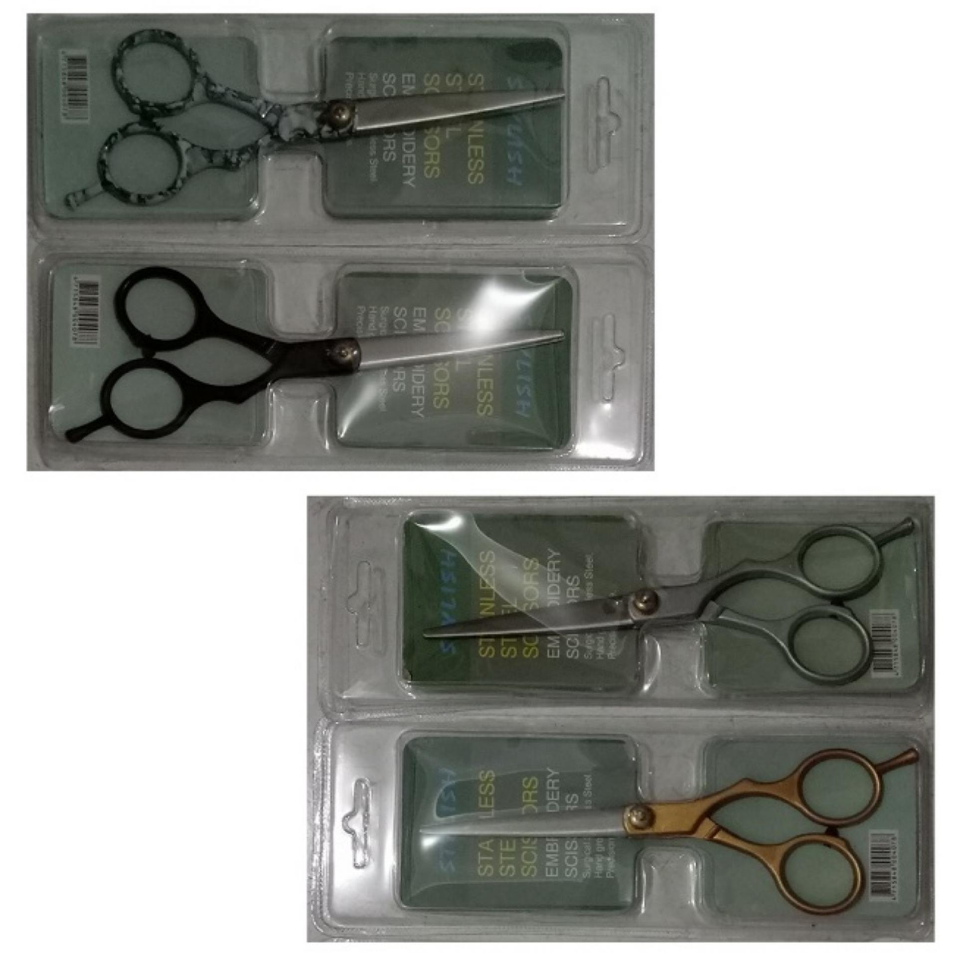 ... Mani Pedi disertai Dompet Murah. 6.700 · AE1741 Gunting Rambut Biasa  Stainless Steel Stylish Scissors 6a0f6a3501