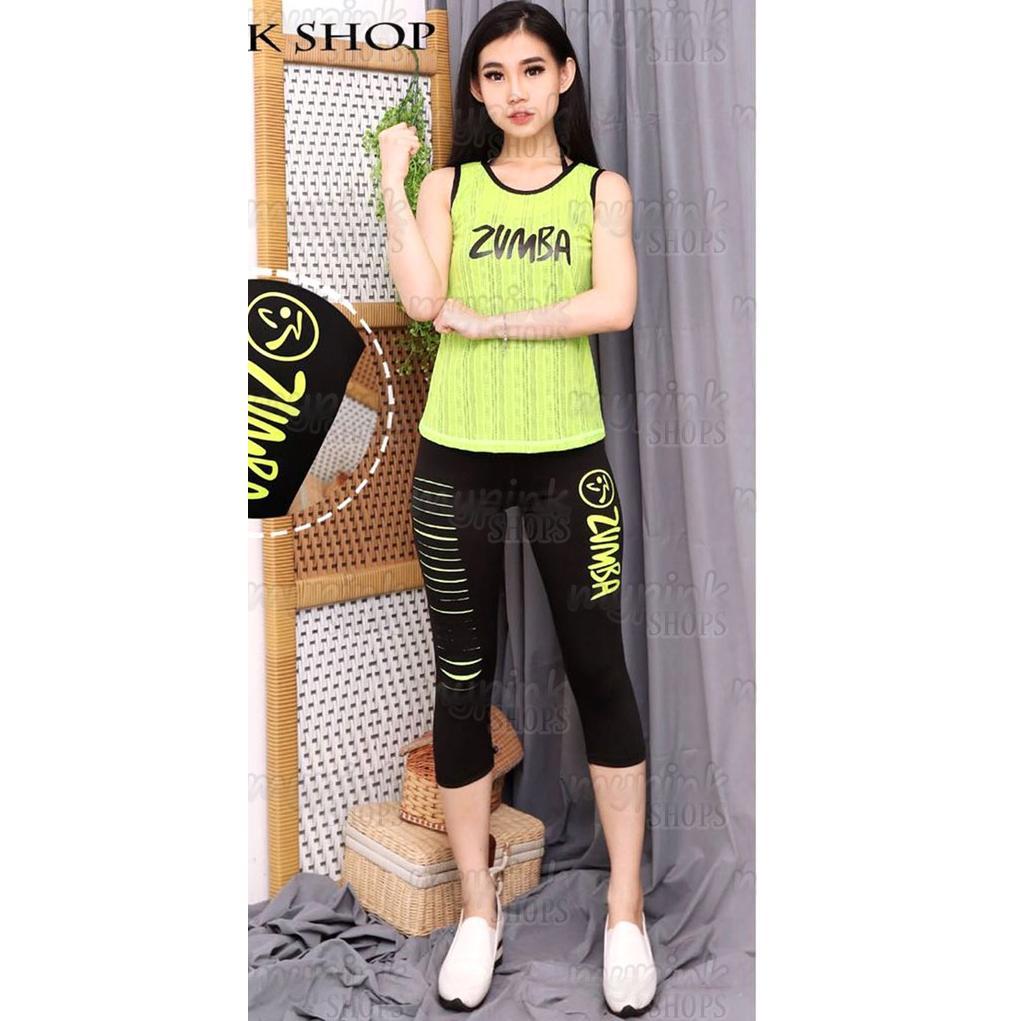 Fashion Zumba Daftar Harga Desember 2018 Celana Sport Pants Legging Senam Yoga Gym Sorex Ua 510