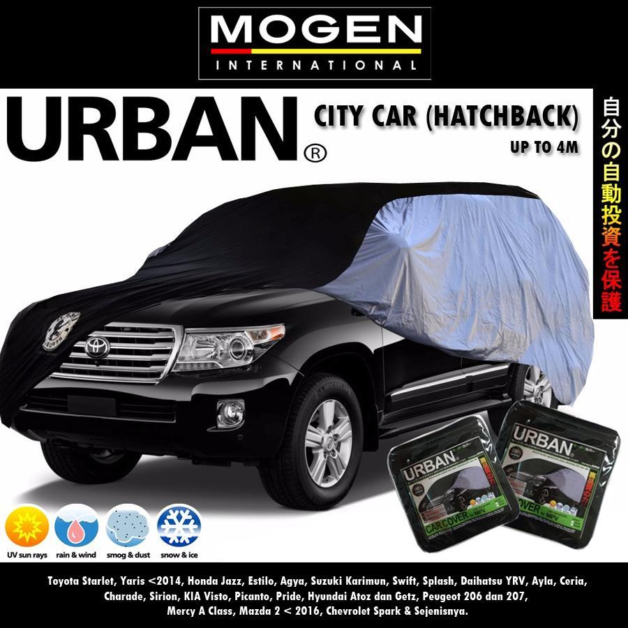 Amazing Id Autoshow Ayla Cover Mobil Honda Jazz New Body Penutup Sarung Urban City Car Hatchback