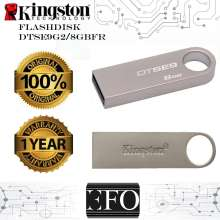 Kingston DataTraveler Flashdisk SE9 8GB- DTSE9 G2 8GBFR ORIGINAL Garansi 1 Tahun