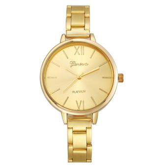 Jam Lampu Latar Kuarsa Arloji Putih-Internasional. 177.000 · HDL Wanita .