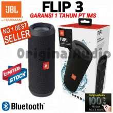 ... JBL Flip 3 Splashproof Bluetooth Speaker with Microphone Original