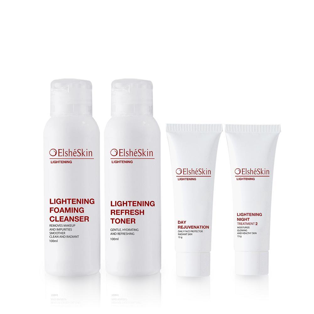 Paket ElsheSkin Lightening Treatment Series - Mencerahkan Wajah