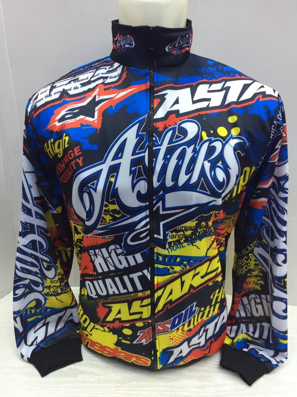 jaket motor dewasa jersey 05