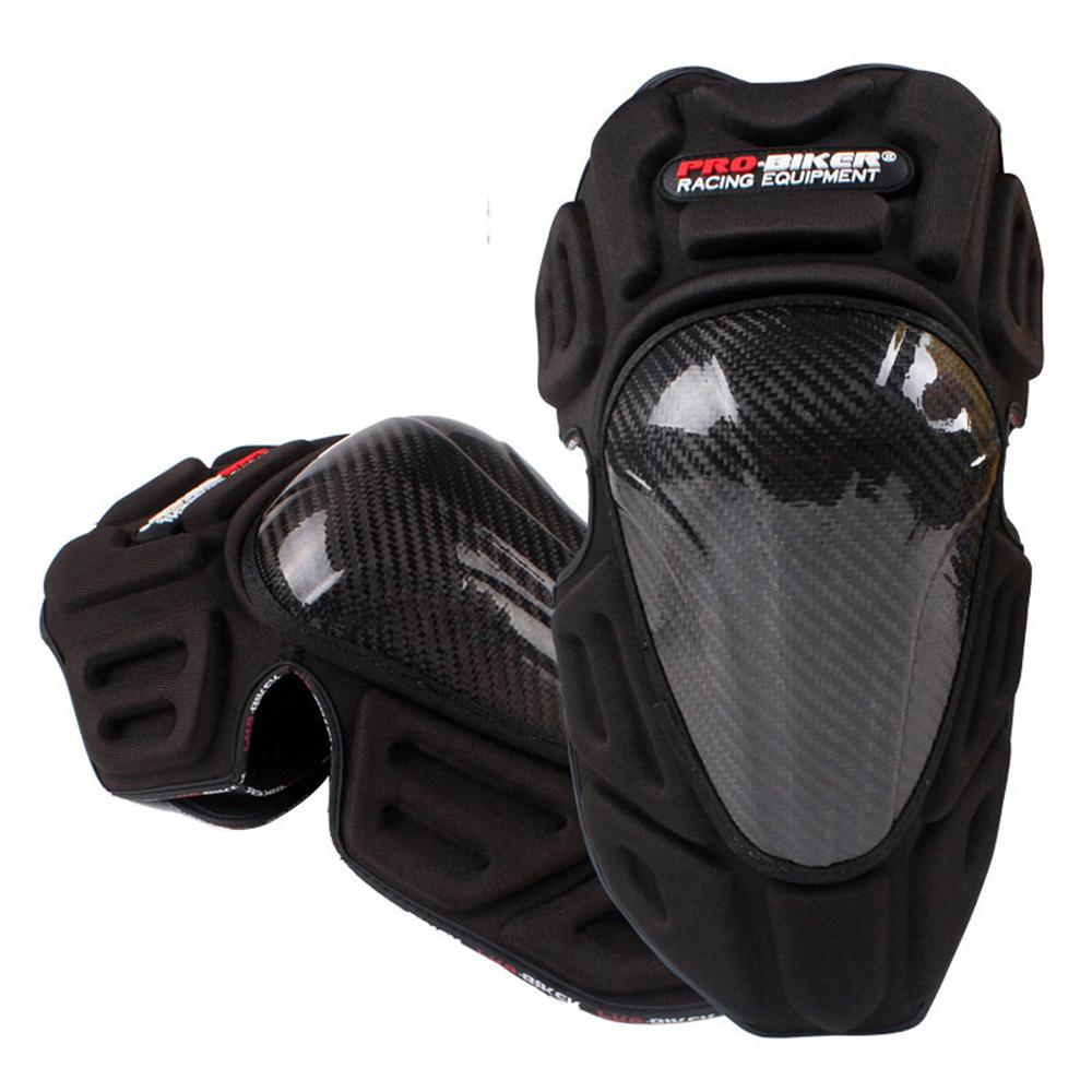 Scoyco K16 Motorcycle Racing Knee Guards Motocross MTB Shin Protection Pads Braces Large
