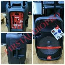 Murah Speaker Portable Wireless Meeting Asatron HT-8870 ( 12 Inch )
