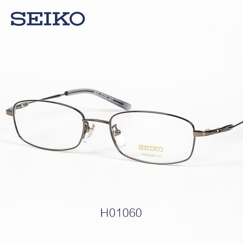Seiko Bingkai Kacamata H01060 Kasual Titanium Murni Bisnis Ringan 8a37a45439