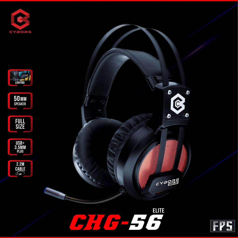HeadSet Cyborg CHG 56 Elite