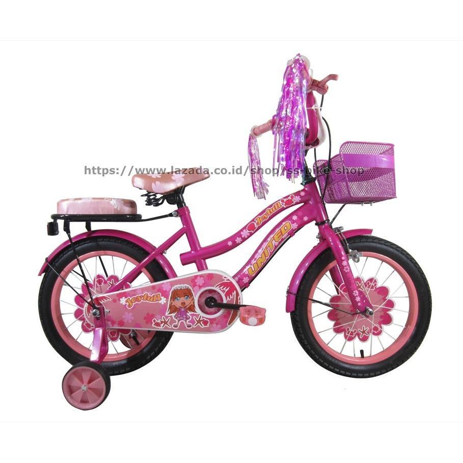 United Kids Carrier Rear Boncengan Anak Belakang Daftar Harga New Rack Modif Rak Sepeda Bagasi Pannier Touring Besi Source 16 Joyfull