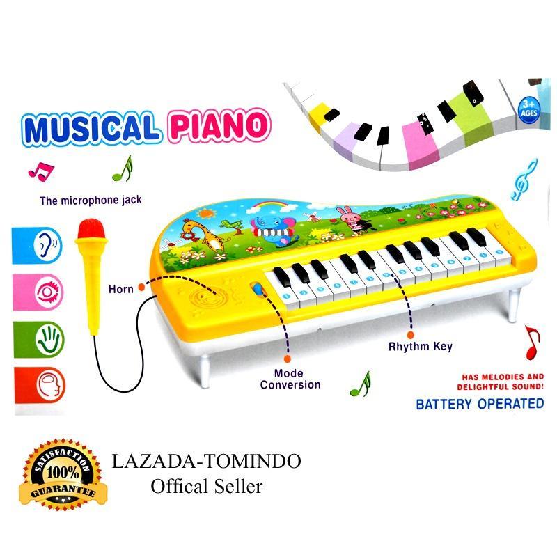 Prime Gitar Jerapah Mainan Anak Animal Toys Update Daftar Harga Source · Tomindo Toys Musical Piano
