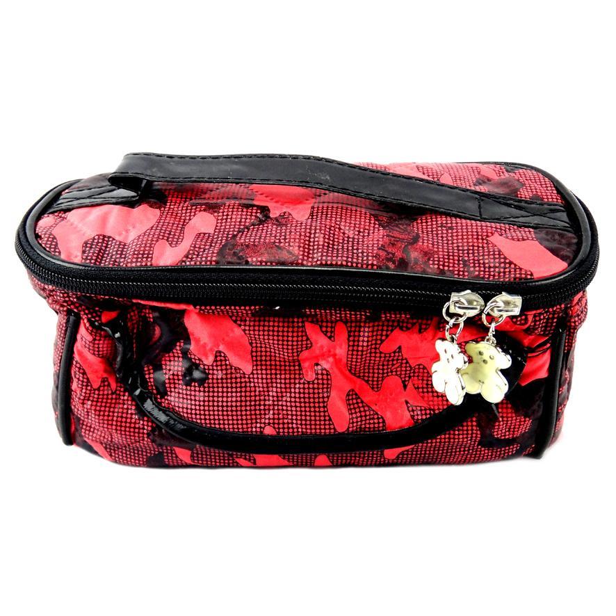 Beau Tas Kosmetik / Cosmetic Bag Abstrak Saku
