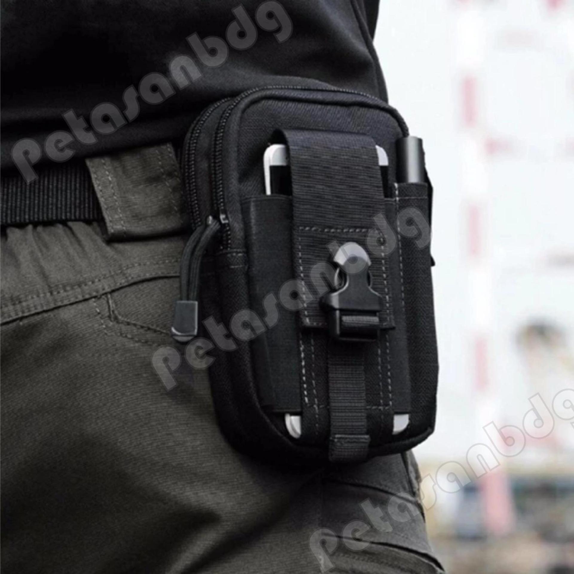Tas Ransel Gear Bag - Cyborg X23 Tas Laptop Backpack - Black Grey + Raincover +
