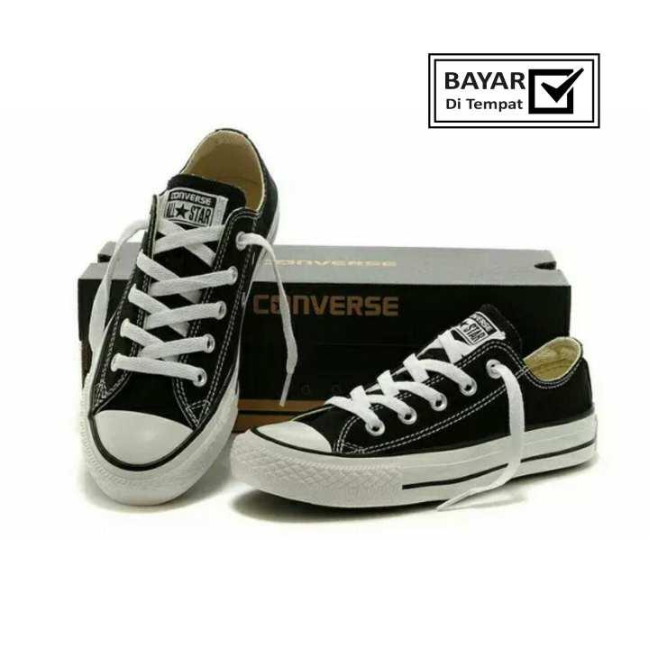 Sepatu Kets All Star Original Unisex Vietnam Sneakers Pria