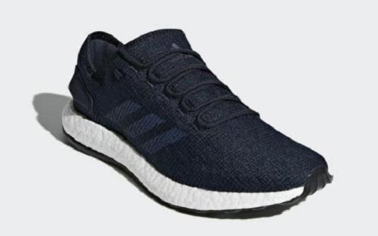 Adidas sepatu running Pureboost - BB6279 Navy