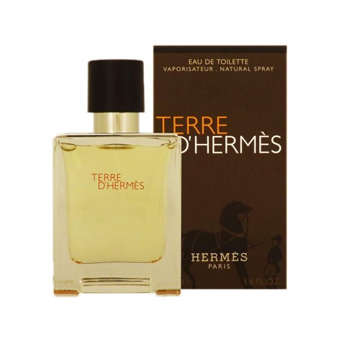 Hermes Terre D Hermes for Men EDT - 50ml