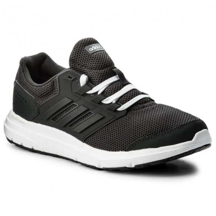 Adidas Sepatu running Galaxy 4 - CP8833 - Abu tua | Lazada
