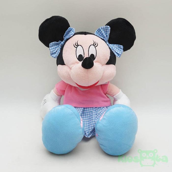 Boneka Minnie Mouse Large Kostum School Uniform Seragam Sekolah