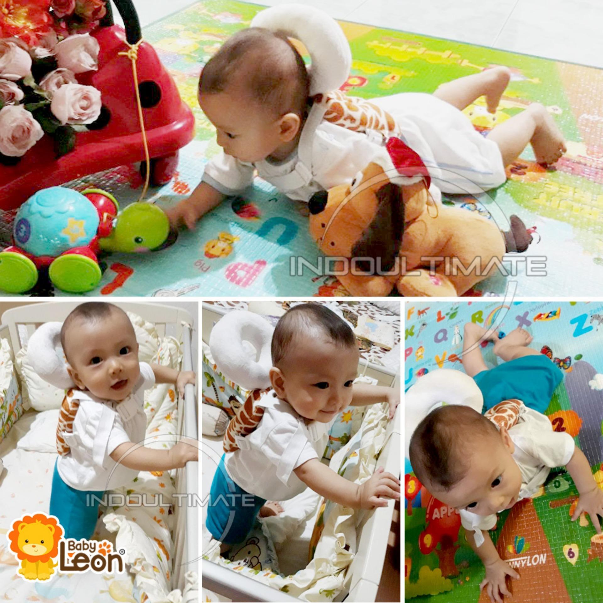 Ultimate Pelindung Pengaman Kepala Dan Punggung Bayi Balita Babyhead Bantal Anak Motif Baby Head Protector Hr 01