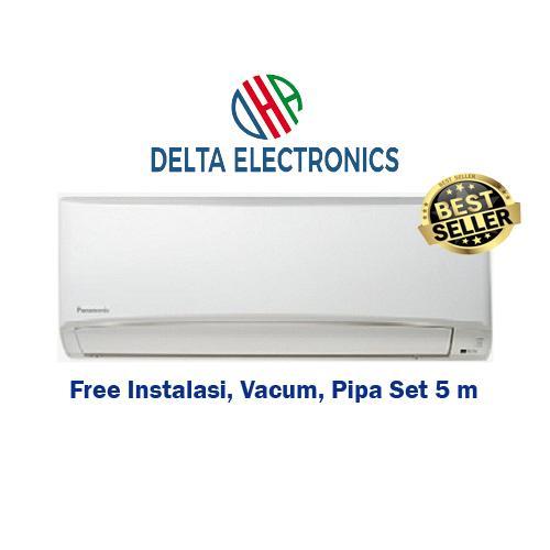 Panasonic YN9TKJ Standard 1PK + Instalasi + vacum + pipa set 5m | Lazada Indonesia
