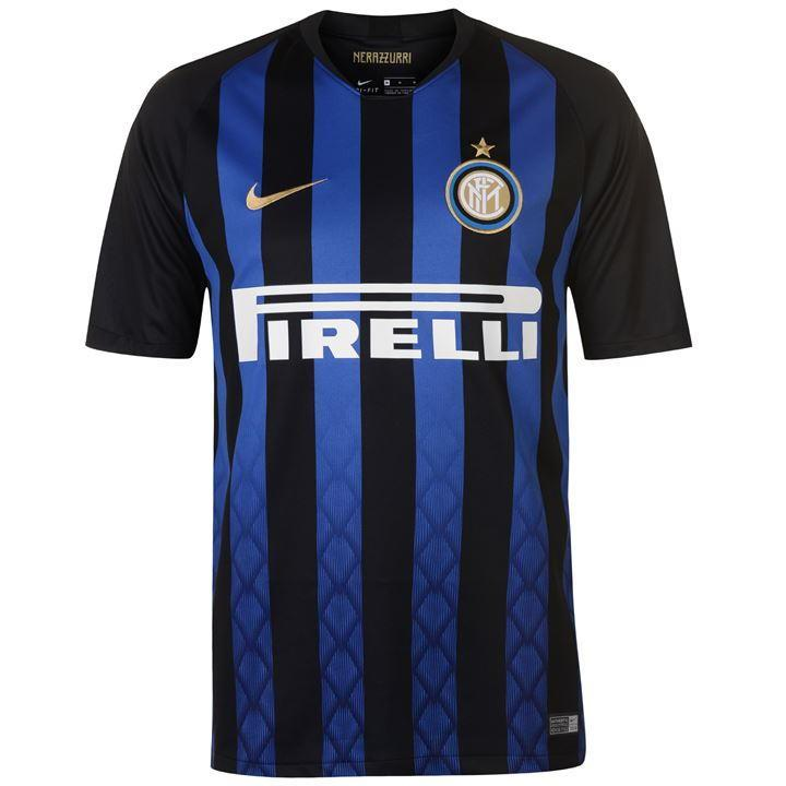 Rp100.000KF - jersey bola inter Milan home musim 2018/19 new. 67%. OFF · Kiara fashion - Jersey Bola Jersey Home away third Milann Ukuran S M L XL Elegant ...