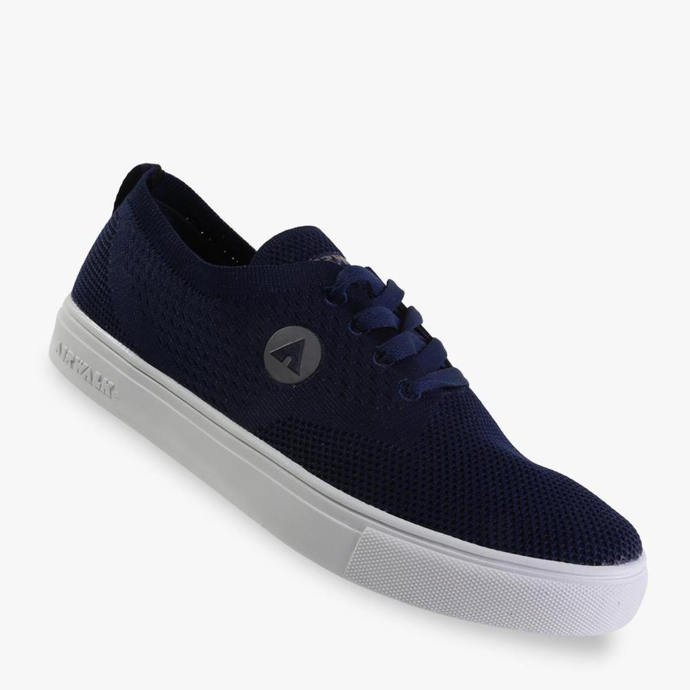Airwalk Kurtis Sepatu Sneakers Pria - Navy bdd6f1f38d