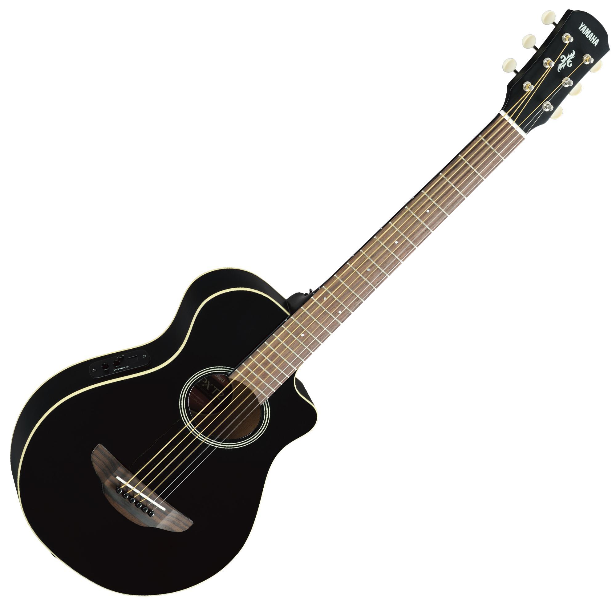 Yamaha Gitar Akustik Elektrik 3 4 APX T2 APXT2