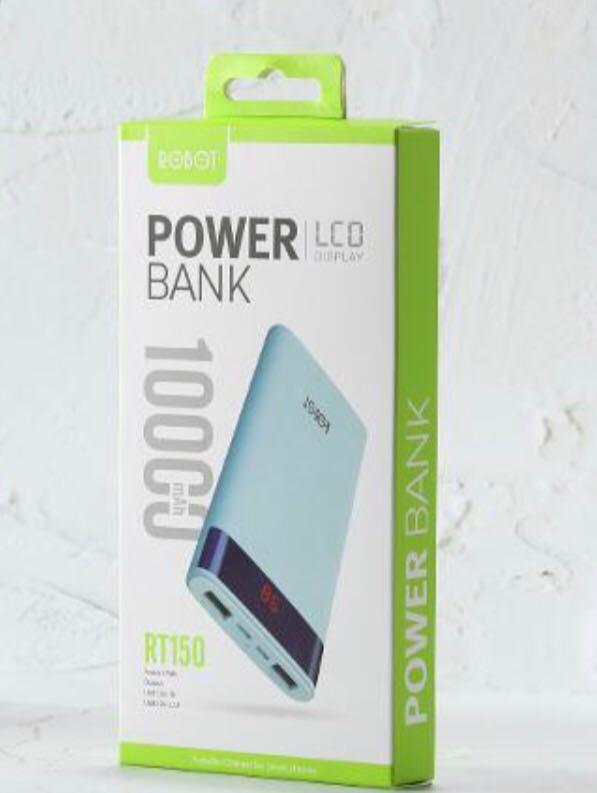 Power Bank Robot RT150 10.000mAh