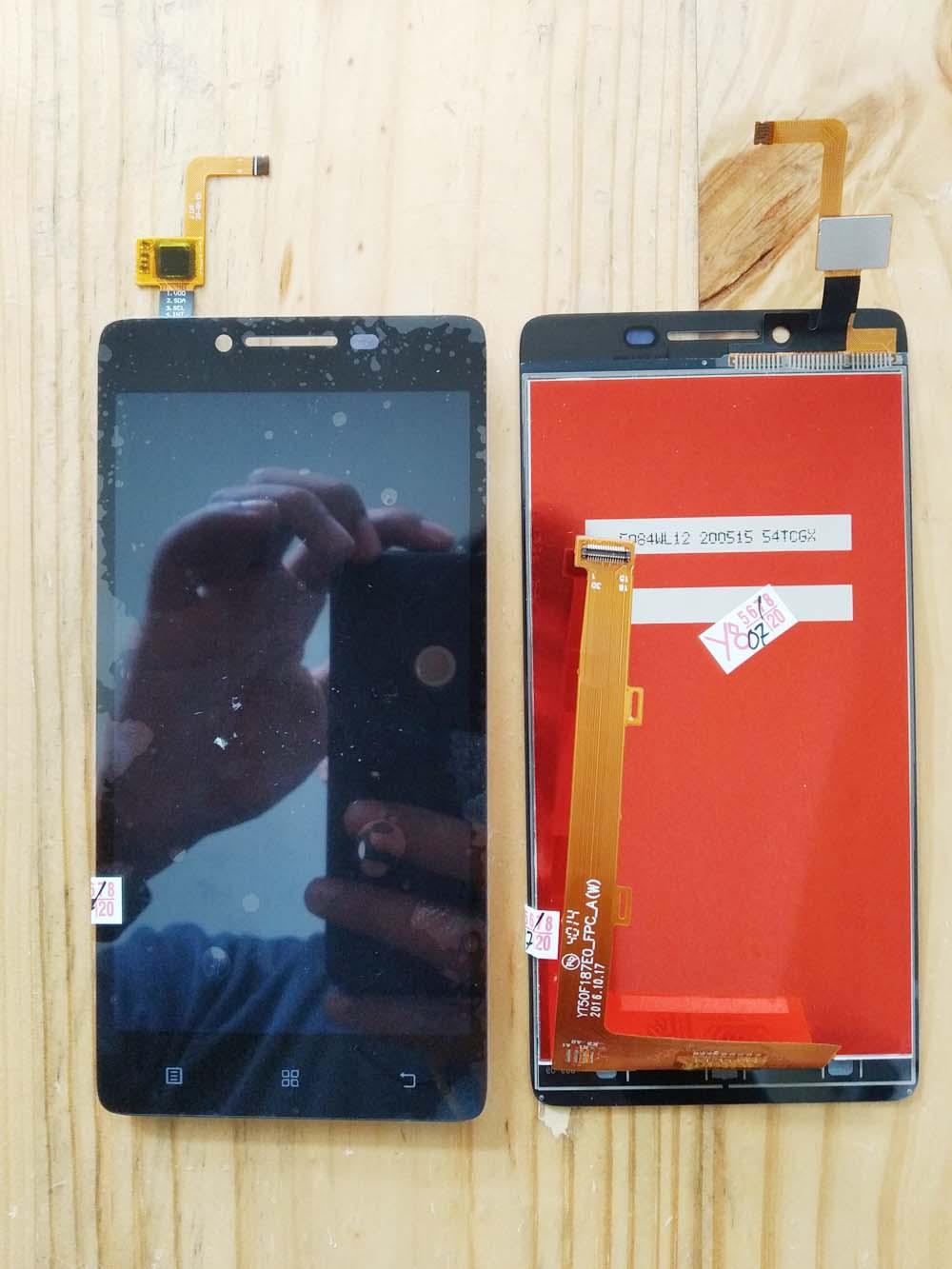 Lcd Touchscreen Lenovo A6000 Layar Sentuh Hp Lenovo A6000 Kaca Hp Lenovo A6000 Fullset Lazada Indonesia