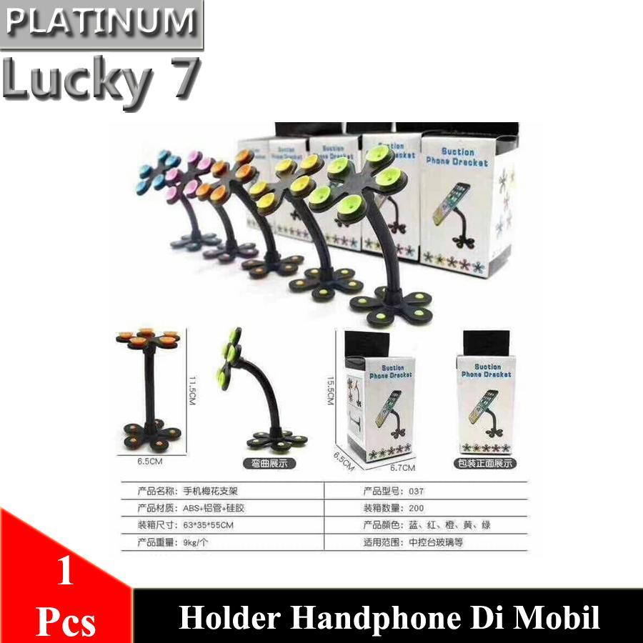PALING LAKU 1 PCS Holder HP Ajaib - Holder Mobil Gurita 360 Derajat - Holder Universal Bisa Ditempel Dimana Saja
