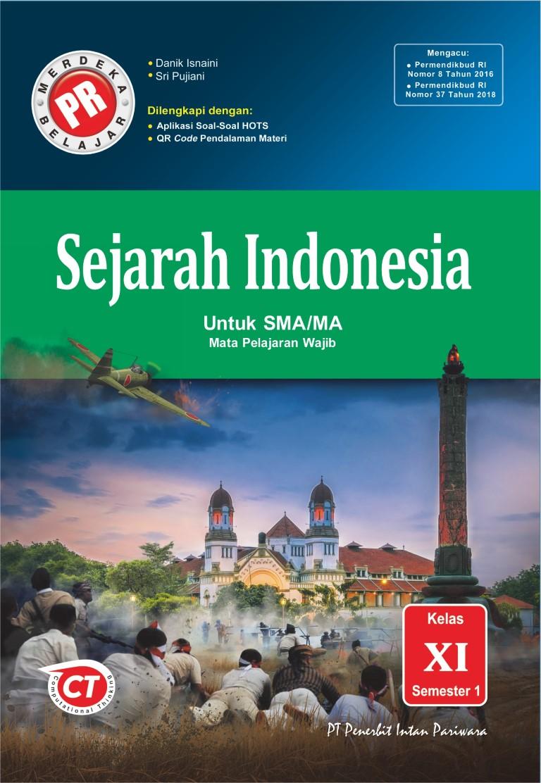 Buku Pr Sejarah Mapel Wajib Kelas 11 Semester 1 Lks Intan Pariwara 2020 2021 Lazada Indonesia