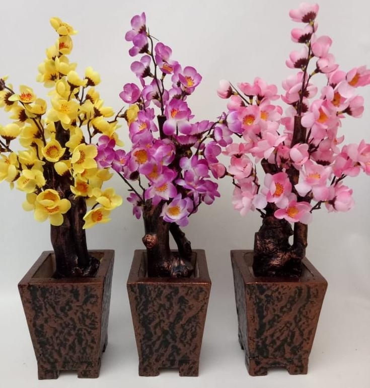 kecil Mente buah kayu artifisial hiasan dekorasi rumah · Bonsai buah kayu Mente .
