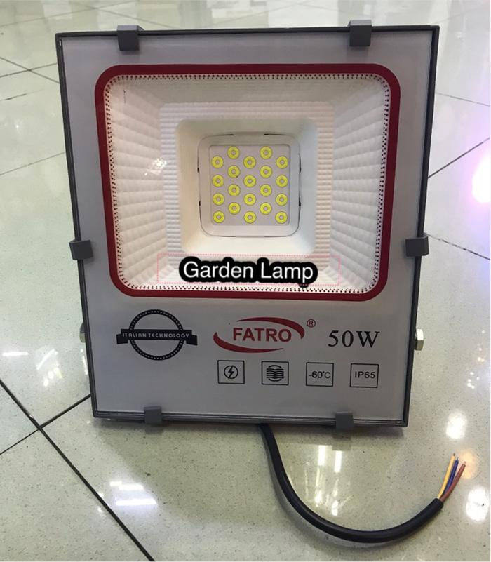 Fatro Kap Sorot - Flood Light - Lampu Tembak LED SA 7870 - 50 watt