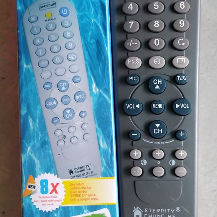remot remote tv cina China multi Niko votre ichiko