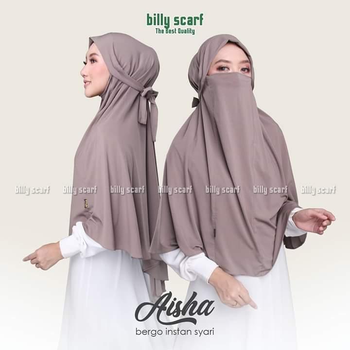 Kerudung Masker Hijab 2 In 1 Hijab Masker Syar I Lazada Indonesia