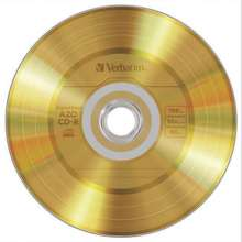 CDR Verbatim Gold Vinyl / CD-R verbatim Gold vinyl azo Dye
