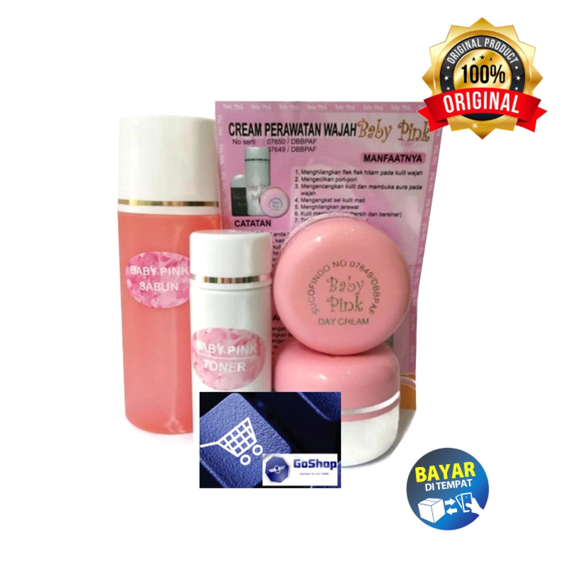 Cream Baby Pink Sucofindo - 30gr COD