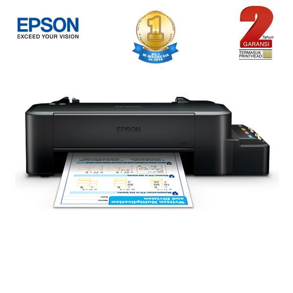 Epson Printer murah L120 - Hitam