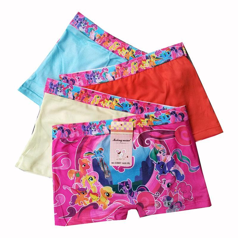 Grosist - 12 Pcs Celana Dalam Anak Perempuan - Model Boxer 9d5fbae418
