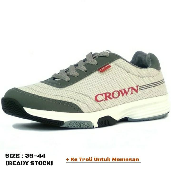 Original CROWN-BM4-Sepatu Sneakers sepatu casual Pria Wanita  Sepatu Sporty  Ownstyle d667be18eb