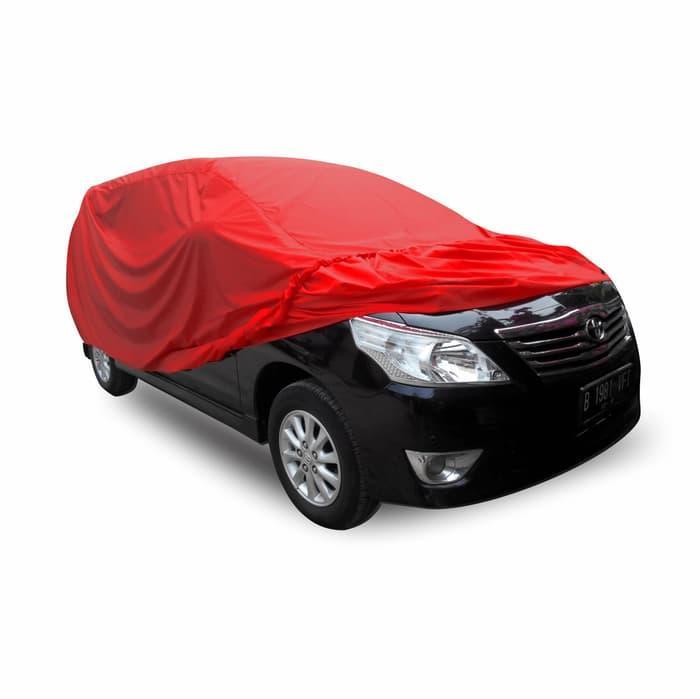 Cover Mantroll Mobil Honda Odyssey - Merah By Birustore.