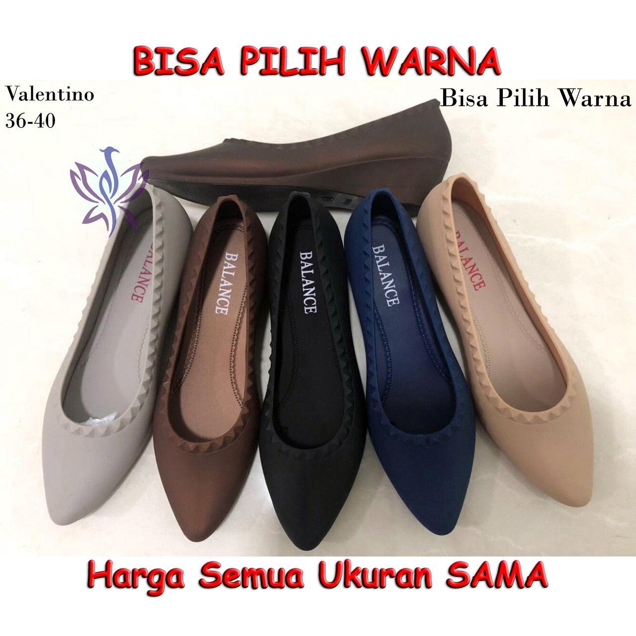 Sepatu Wedges Jelly Shoes Wanita Import Quality Bisa Pilih Warna JLWGPAKU 52847b6c4c